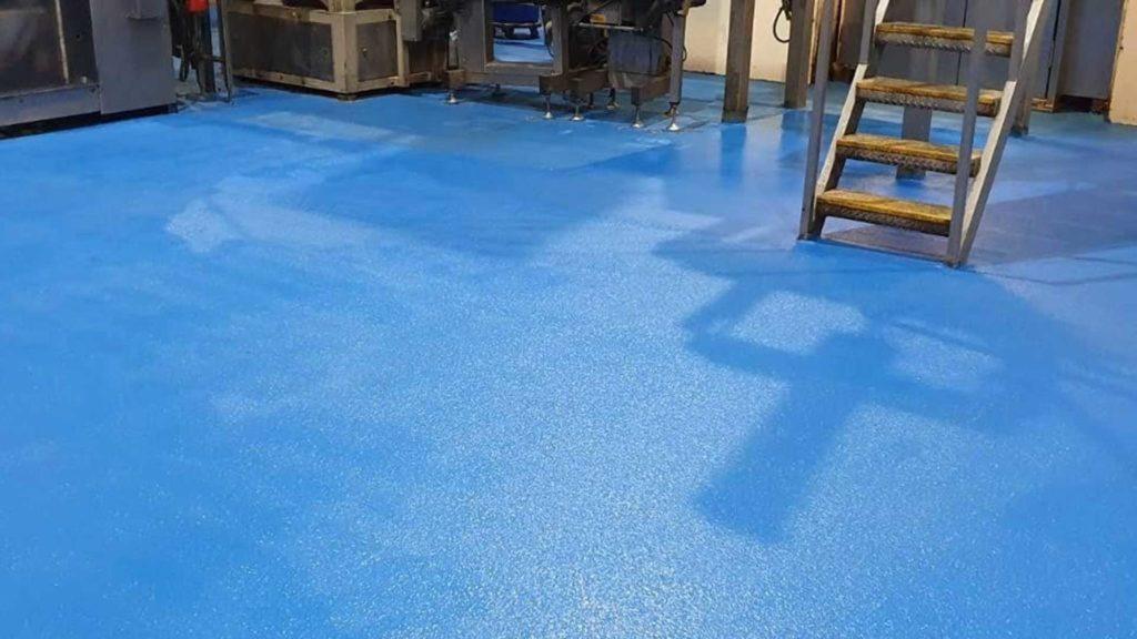 Non-Slip Flooring - Goodman Fielder, Moorebank | Allied Finishes, Commercial Flooring Solutions