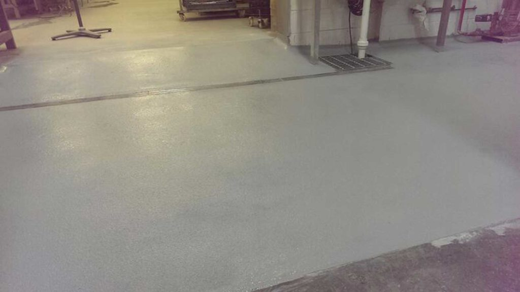 After - Hazardous Flooring | Allied Finishes, Commercial Flooring Solutions
