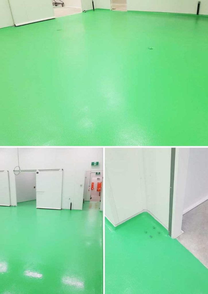 Riverina Bakery Project | Allied Finishes, Commercial Flooring Solutions