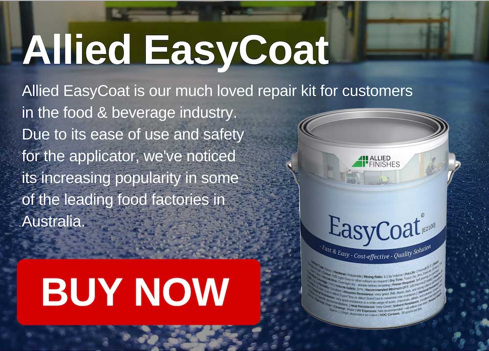 Allied EasyCoat | Allied Finishes, Commercial Flooring Solutions