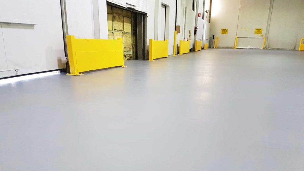 Coolroom Flooring | Allied Finishes, Commercial Flooring Solutions