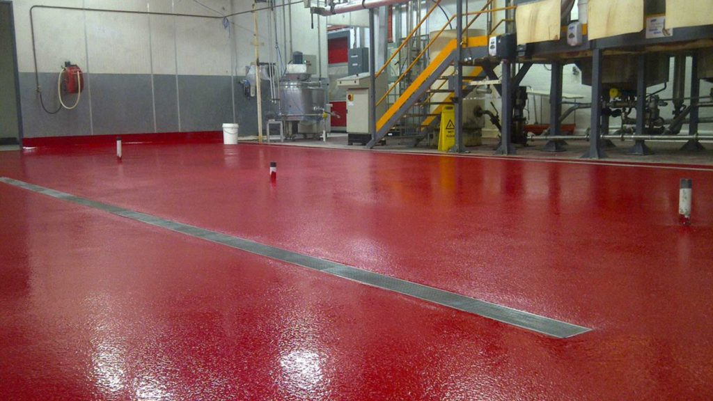 Durable Processing Area Flooring | Allied Finishes, Commercial Flooring Solutions