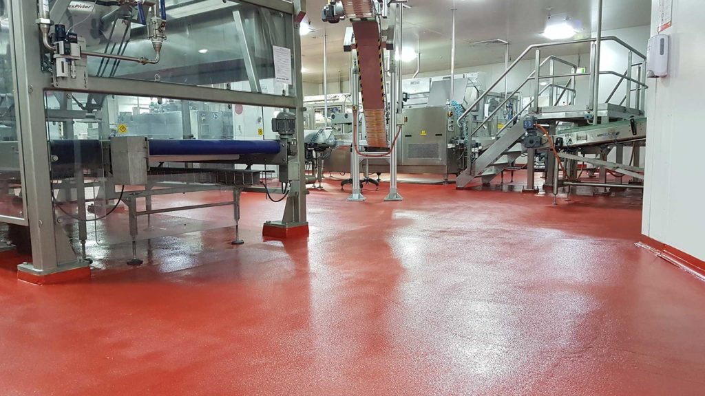 Epoxy Floor Project in Sydney | Allied Finishes, Commercial Flooring Solutions