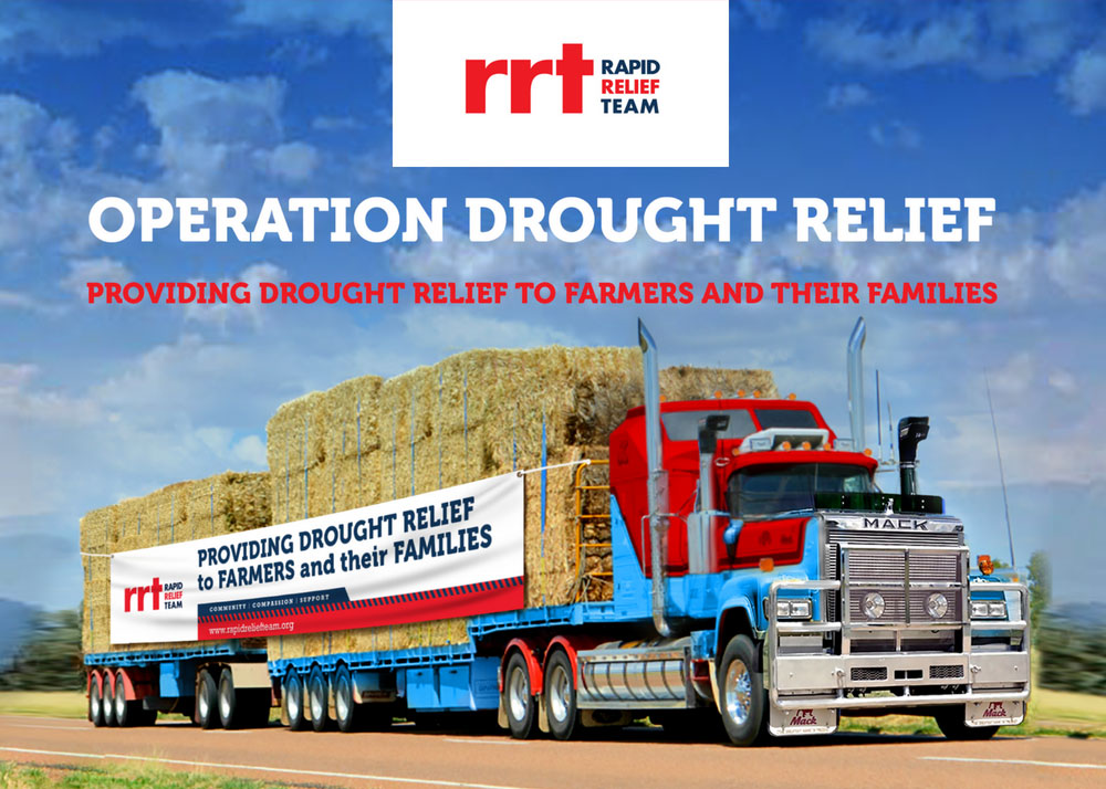 RRT Operation Drought Relief | Allied Finishes, Commercial Flooring Solutions