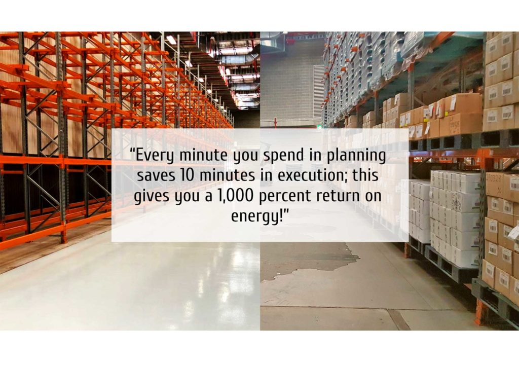 Planning Your Easter Shutdown | Allied Finishes, Commercial Flooring Solutions