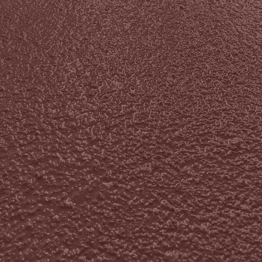 Colour Sample - R63 Red Oxide   Allied Finishes, Commercial Flooring Solutions