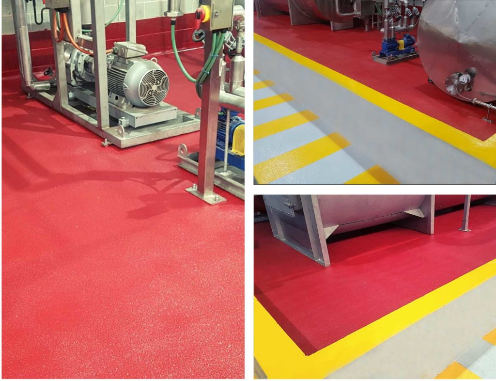 Snack Brands Bund Project, Sydney | Allied Finishes, Commercial Flooring Solutions